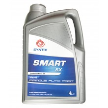 SYNTIX SMART SX Semi Synthetic Motor Oil SL/CF 10W-40 4L