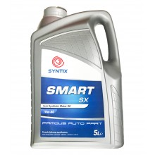 SYNTIX SMART SX Semi Synthetic Motor Oil SL/CF 10W-40 5L