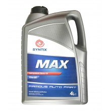 SYNTIX MAX Full Synthetic Motor Oil SN/CF 10W-60 4L