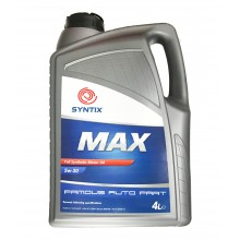 SYNTIX MAX Full Synthetic Motor Oil SN/CF 5W-30 4L