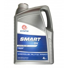 SYNTIX SMART SX Semi Synthetic Motor Oil SM/CF 10W-30 4L