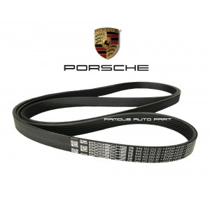 Engine V-Belt Porsche Macan S Turbo