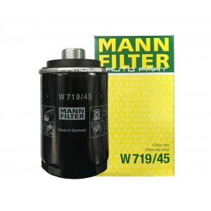 MANN OIL FILTER FOR VOLKSWAGEN AUDI (06J198403Q)