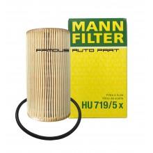 Mann Oil Filter Element Porsche Cayenne Carrera Boxster Cayman