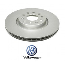 Rear Brake Disc Set For Audi A3 Q3 VW PASSAT GOLF TIGUAN TOURAN SCIROCCO (5Q0615601G)