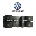 Front Right Door Window Switch Volkswagen Golf Jetta Passat Polo Tiguan Touran