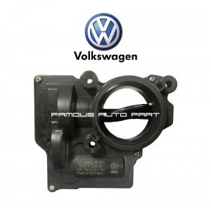 Throttle Body Regulating Control Flap Volkswagen Golf Jetta Polo GTI 1.4 TSI
