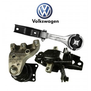 Engine Mount Set Volkswagen Vento Polo Sedan 1.6