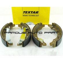 Textar Rear Brake Shoes Volkswagen Vento Polo