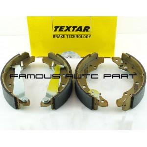 Textar Rear Brake Shoes Volkswagen Vento Polo