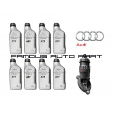 Auto Transmission Fluid With CVT Oil Filter Audi A4 A5 A6 A7