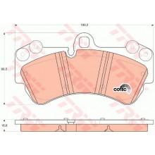 FRONT BRAKE PAD FOR PORSCHE CAYENNE / VW TOUAREG / AUDI (GDB1547)