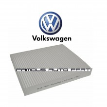 POLLEN FILTER FOR VOLKSWAGEN POLO 9N (2002-2009) (6Q0820367B)