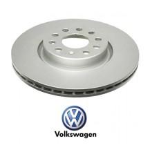 REAR BRAKE DISC FOR AUDI A3 Q3 TT VW PASSAT SHARON TIGUAN TOURAN (3Q0615601A)
