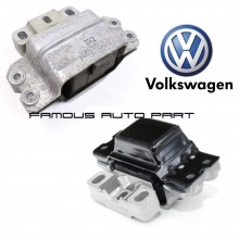 LEFT ENGINE MOUNTING (GEARBOX) FOR PASSAT B6 B7 JETTA (3C0199555Q)