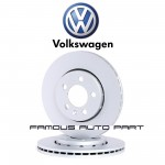 BRAKE DISC ROTOR FRONT FOR VW POLO SEDAN 1.6 / 1.2 TSI (JZW615301N)