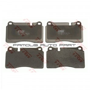BRAKE PAD FRONT FOR VOLKSWAGEN TOUAREG 3.6 (GDB1670)