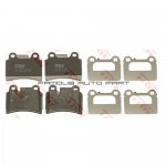 REAR BRAKE PAD FOR VOLKSWAGEN TOUAREG 3.6 (GDB1722)