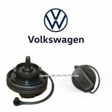 FUEL CAP WITH STRAP FOR VOLKSWAGEN AUDI (5Q0201550J)