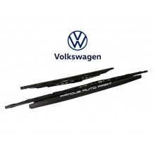 FRONT WIPER BLADE SET FOR VOLKSWAGEN POLO SEDAN (6RG955425A/26C)