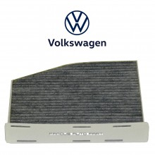 POLLEN FILTER FOR VOLKSWAGEN GOLF JETTA PASSAT AUDI TT A3 Q3 (1K2819669)