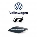 HEADLIGHT WASHER COVER CAP LEFT VOLKSWAGEN GOLF (R) MK6 2.0 (5K0955109G GRU)