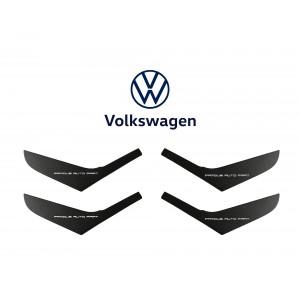 Door Pull Handle Trim Bundle Set Volkswagen Golf MK6