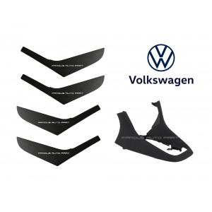 Door Pull Handle And Console Cover Volkswagen Golf MK6 Bundle Set