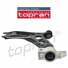 TOPRAN CONTROL ARM FRONT LEFT FOR VOLKSWAGEN GOLF JETTA SCIROCCO TOURAN (1K0407151BC)