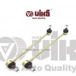 VIKA CONNECTING LINK FRONT (X2) FOR VOLKSWAGEN GOLF MK6 MK7 EOS PASSAT SCIROCCO TIGUAN SHARAN TOURAN AUDI A3 Q3 TT (5Q0411315A)