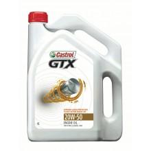 CASTROL GTX 20W50 4L