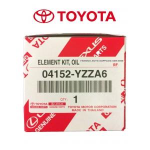 Genuine TOYOTA Oil Filter 04152-YZZA6
