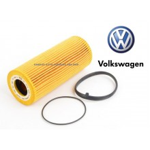 Genuine Oil Filter 06E 115 562 C VW Touareg Audi A4 S4 S5 A6 A7 A8
