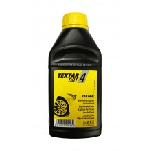 TEXTAR DOT 4 Brake Fluid 0.5L