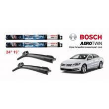 Bosch Aerotwin Multi-Clip Wiper Blades For Volkswagen Passat B7