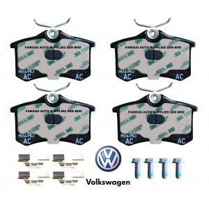 Rear Brake Pad For VW Golf Jetta Passat Beetle Audi A3 A4 A6 A8 TT (1K0698451J)