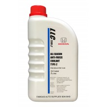 HONDA LLC Type-2 Anti Freeze Coolant 1L (08CLA-P99-11LK8)
