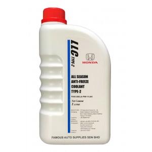 HONDA LLC Type-2 Anti Freeze Coolant 1L