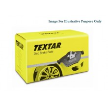 Textar Rear Brake Pad With Wear Sensor For Audi Q7 Volkswagen Touareg