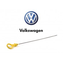 Engine Oil Level Dipstick For Volkswagen Golf Jetta Beetle Tiguan Audi A3 TT (06J 115 611 L)
