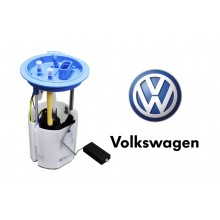 Genuine Electric Fuel Pump For Volkswagen Bettle EOS Jetta Golf GTI Audi A3 TT