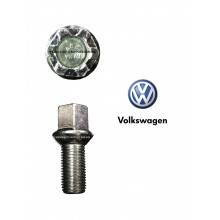 Wheel Bolt M14 X 1.5 48mm For Audi Volkswagen