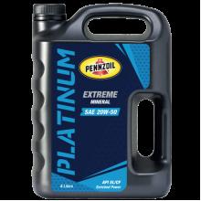 PENNZOIL PLATINUM EXTREME SAE 20W-50 API SL/CF 4L