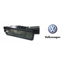 License Plate Light For Volkswagen Golf GTI Polo Passat Scirocco