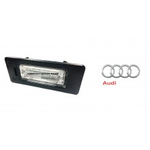 License Plate Light For Audi A4 B8 A5 A6 A7 Q5 TT