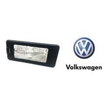 License Plate Light For Volkswagen Golf MK6 Polo Jetta Passat Touareg