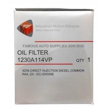 OIL FILTER FOR MITSUBISHI TRITON STORM PAJERO SPORT (1230A114VP)