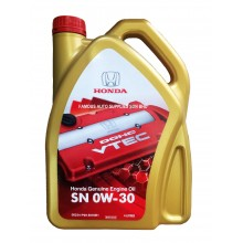 HONDA Full Synthetic SN 0W-30 4L