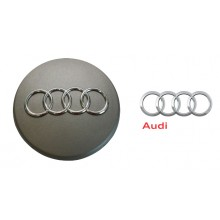 Wheel Center Cap 67mm Audi A3 A4 A6 Q7