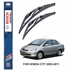 Bosch Advantage Wiper Blades For Honda City 2003-2011